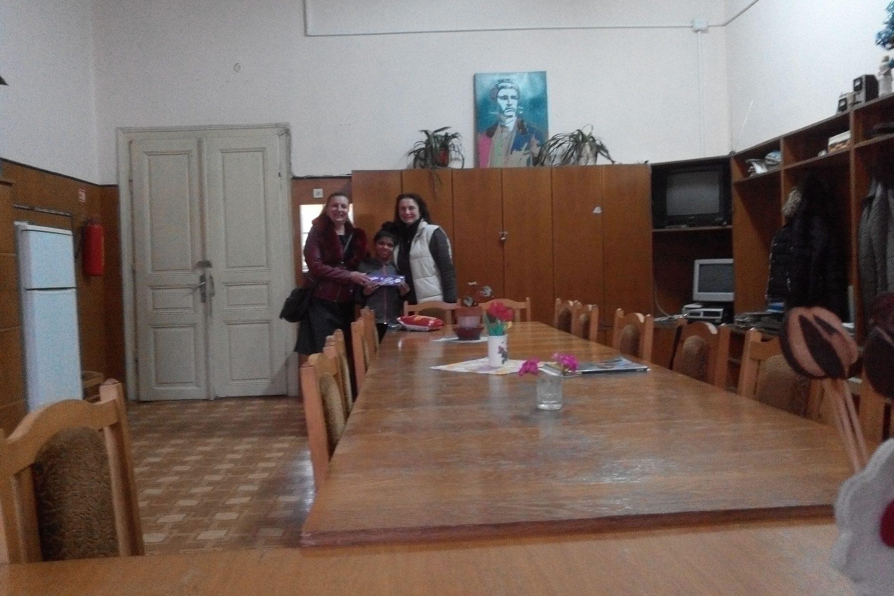 Изненадата на Анка Петрова